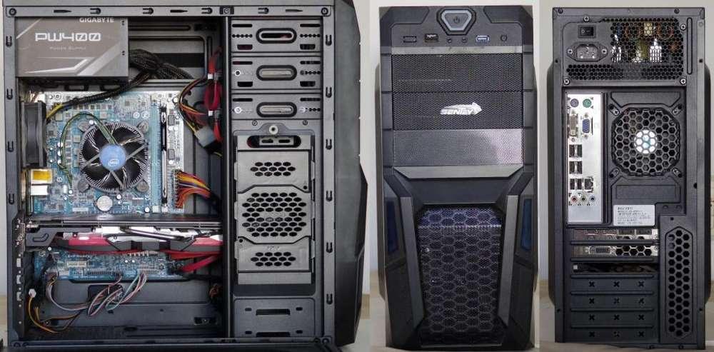 Vendo CPU Gamer Xeon E3 1270(i7 2600) 16GB DDR3