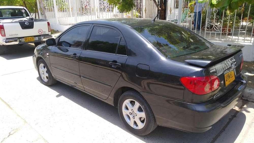 Toyota Corolla 2008 - 134580 km