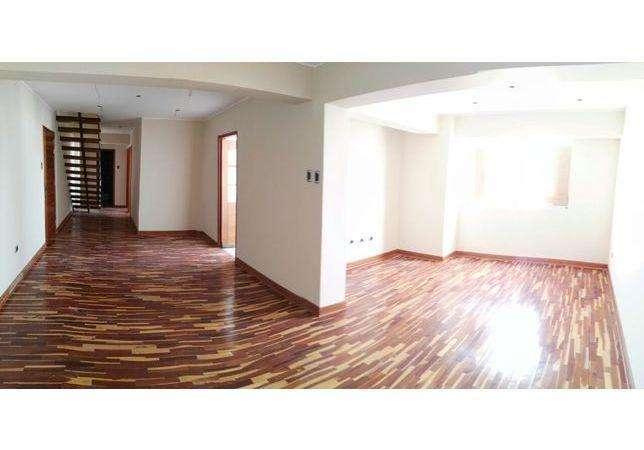 Vendo Departamento Duplex 4 Dorm, 3 Baños, 2 Estac, en La Calera, Surquillo