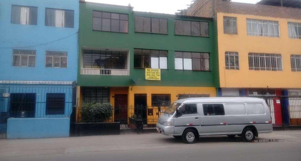 Rimac Propietario vende amplia casa en Av. Tarapaca