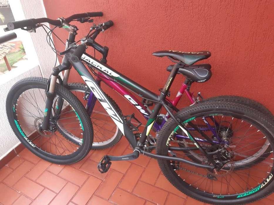 Vendo Bicicleta de 8 Velocidades