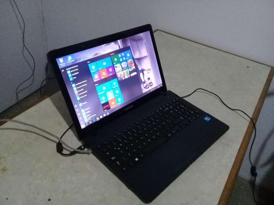 Laptop Samsung Intel Celeron Dual Core