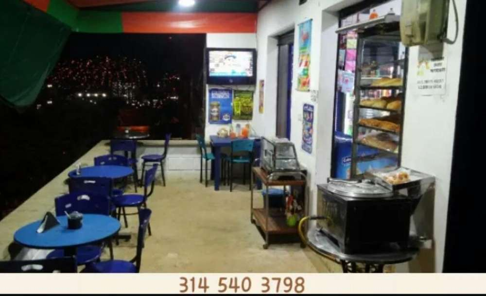 Vendo <strong>panaderia</strong> Y Cafeteria Gangazo