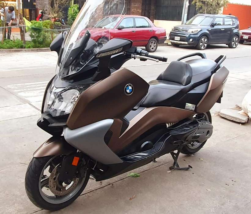 Maxiscooter Bmw C650 Gt 4mil Km C/nueva