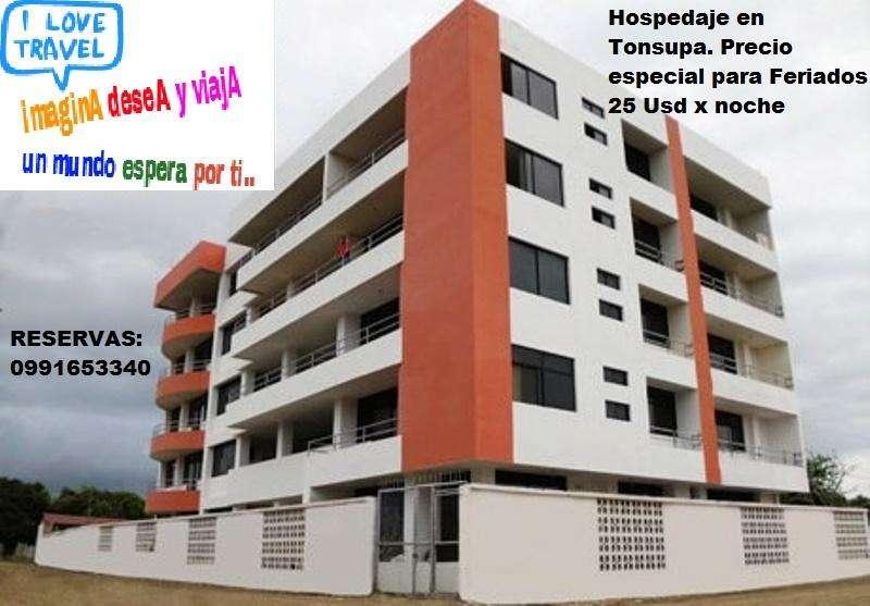 HOTEL EN PLAYA TONSUPA PRECIO ESPECIAL PARA FERIADOS