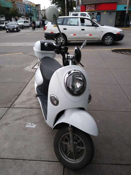 Moto Electrica Greenline