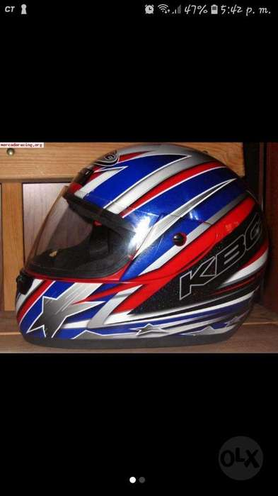 Casco Integral Kbc