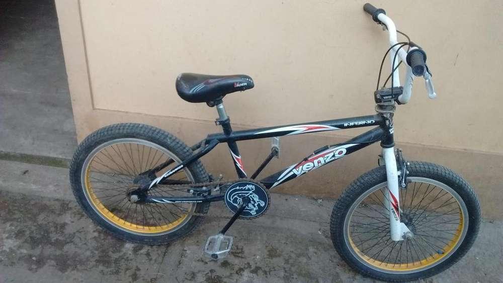 bicicleta BMX VENZO INFERNO rod.20