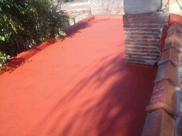 Impermeabilizacion de asoteas lozas terrazas