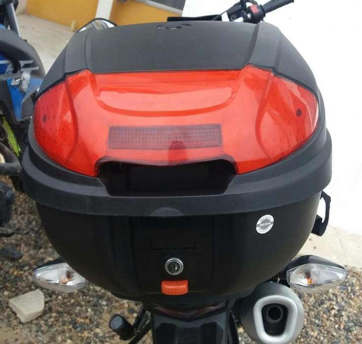 Maletero Moto 31 lts