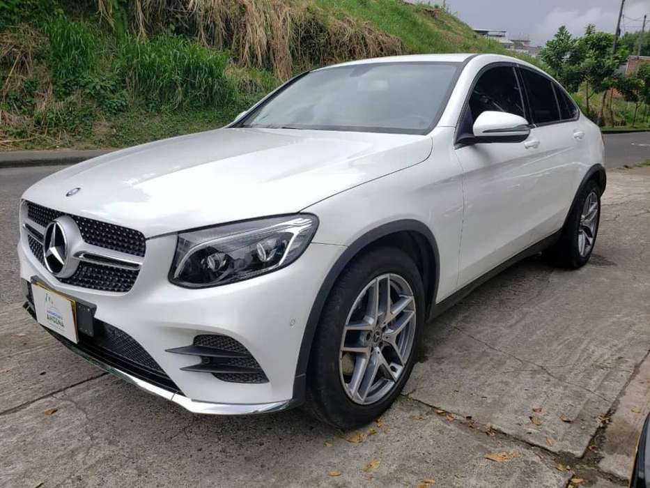 <strong>mercedes</strong>-Benz Clase GLC 2017 - 31000 km