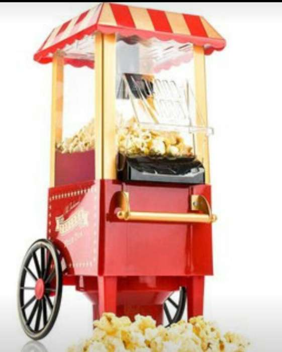 Maquina de Hacer Canchita