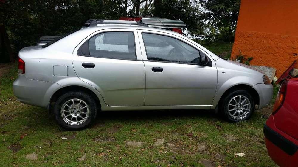 Chevrolet Aveo 2008 - 200000 km