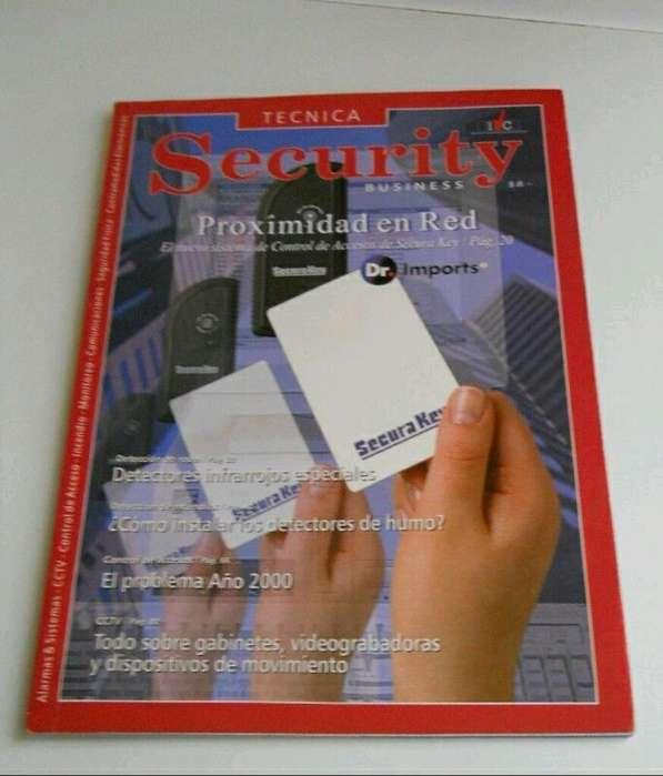 Revista Security Business Técnica