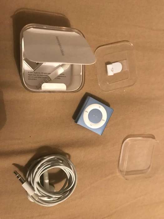 <strong>ipod</strong> Shuffle 2 Gb