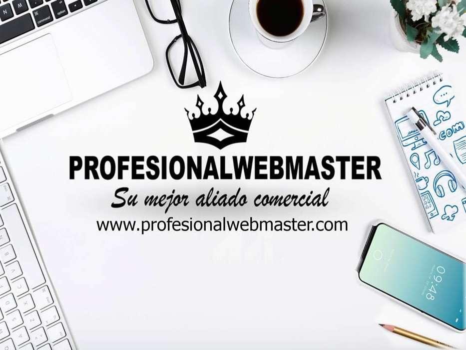 Páginas Web 350.000 - Contacto: 3163131383