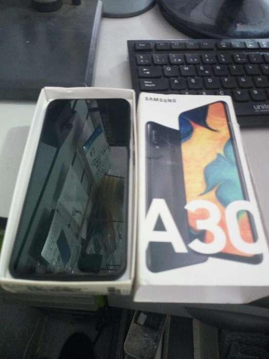 Samsung A30 Lte 32gb Libre <strong>barato</strong> Como N