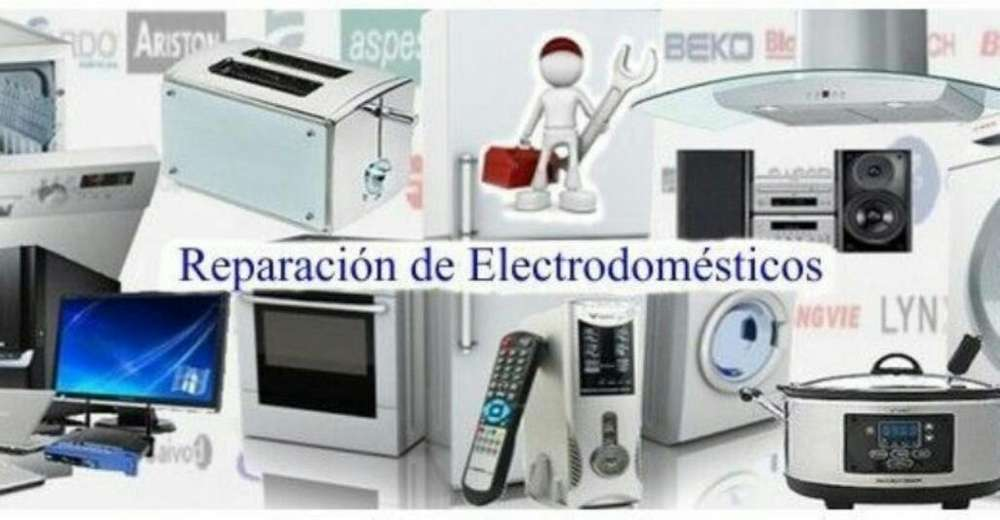 Reoaracion Electrodomesticos