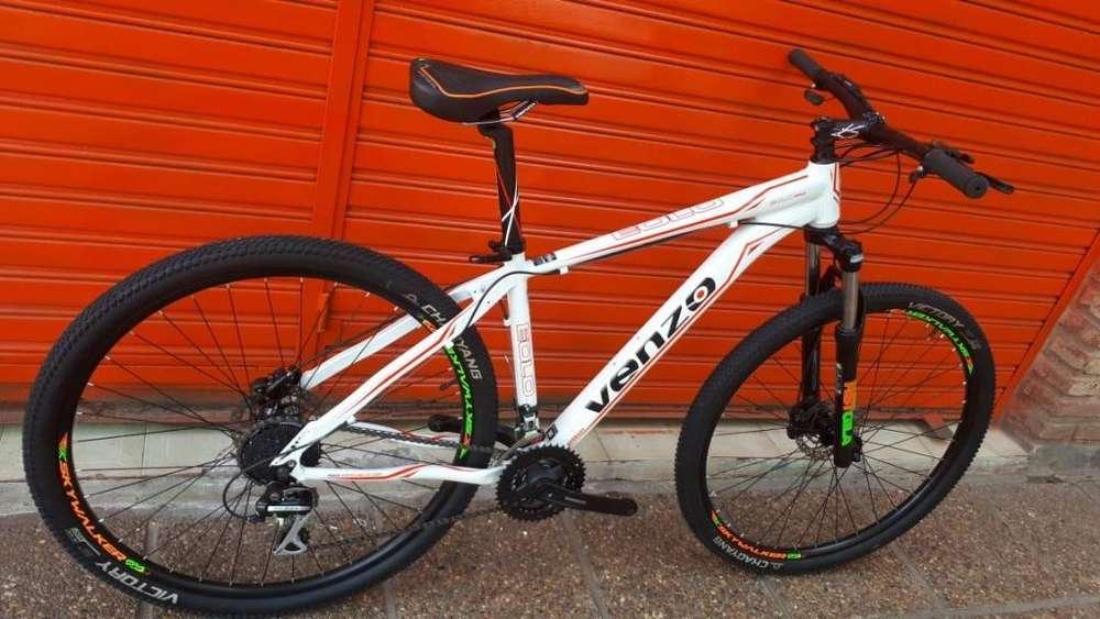 Bicicleta Rodado 29 venzo EOLO NUEVA