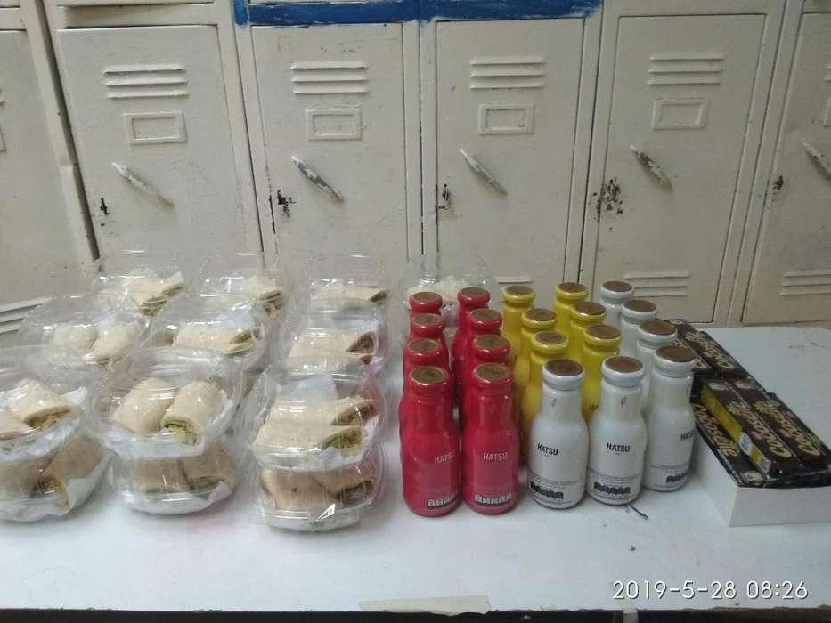 Refrigerios Y Almuerzos