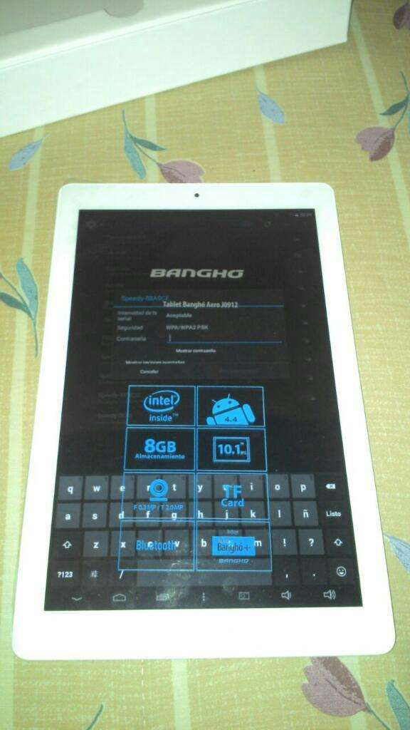 Vendo Tablet Bangho 10.1 Tactil Roto