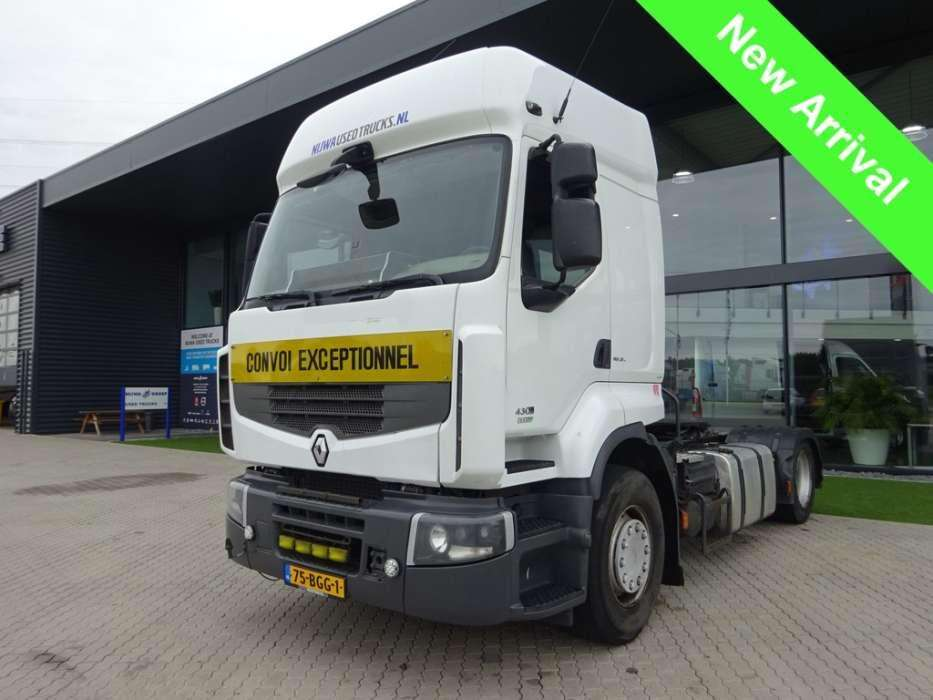 Renault PREMIUM 430 EEV Retarder - To be Imported