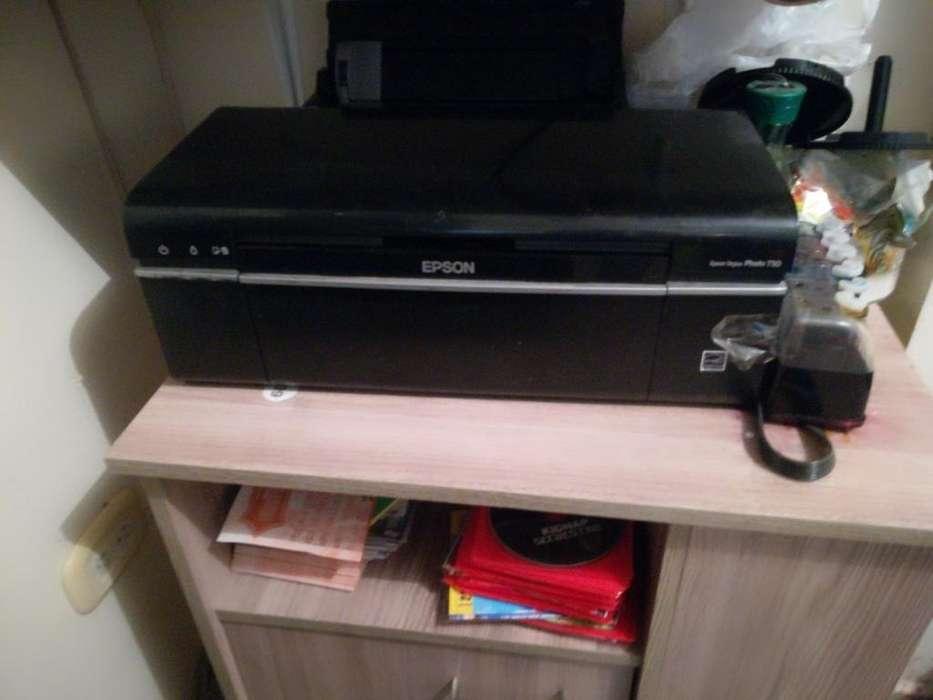 Se Vende Impresora Epson T50 Barata