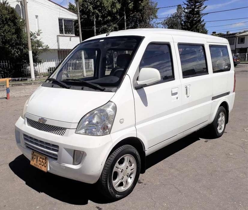 Chevrolet N300 2013 - 74000 km