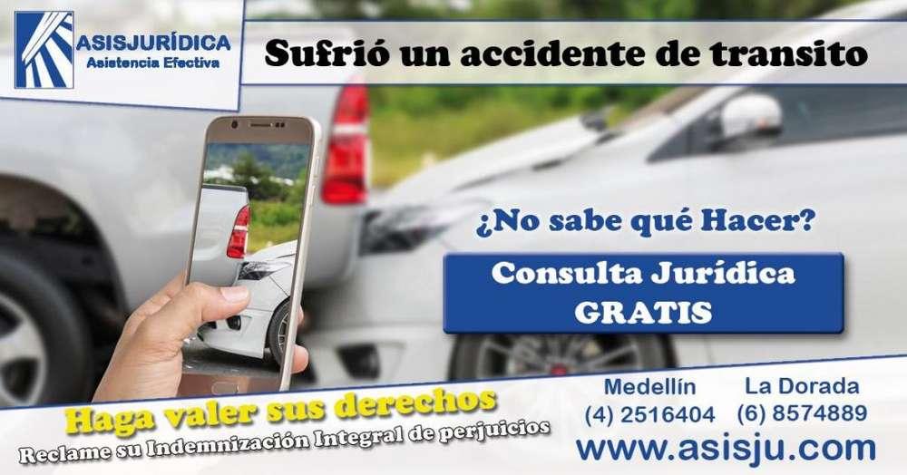 Abogados especialistas accidentes tráfico Abogado indemnizaciones reclamos por accidentes de tránsito medellin