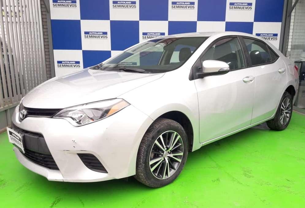 Toyota Corolla 2016 - 32695 km
