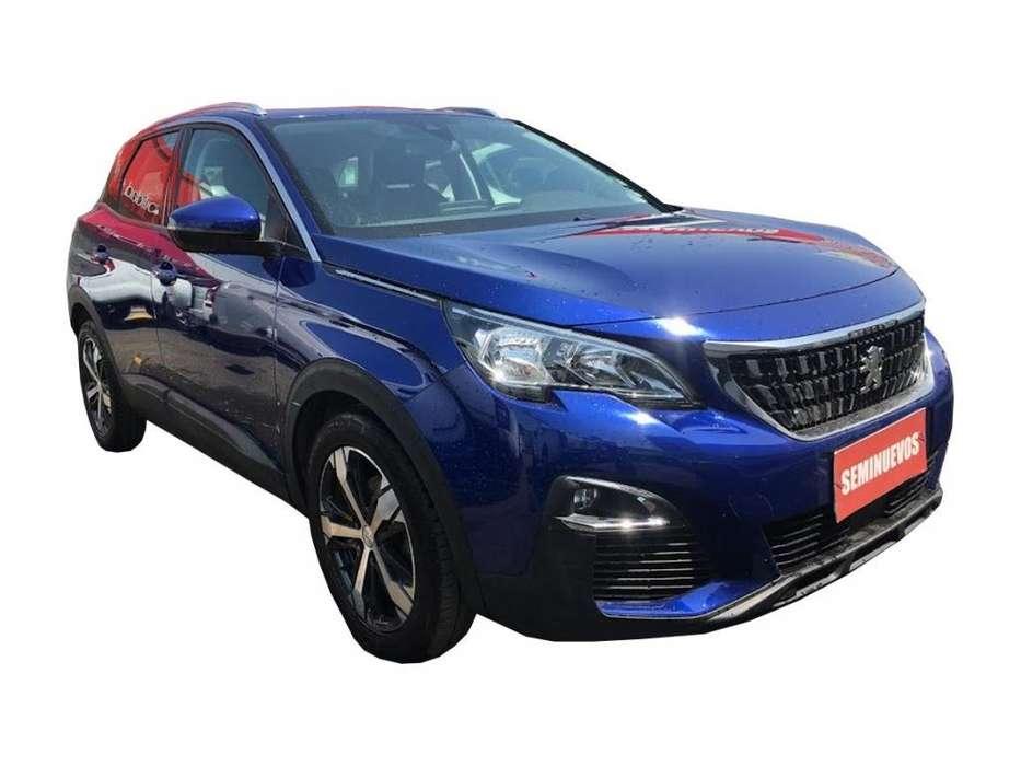 Peugeot 3008 2018 - 50000 km