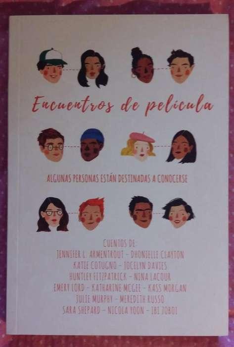 Encuentros de pelicula - Nicole Yoon, Jennifer L Armentrout, Huntley Fitzpatrick (librerías 590)