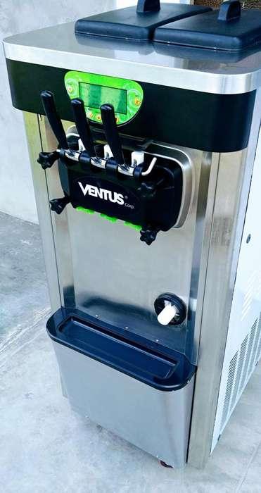 Maquina Helados Ventus Vsp 25 Pro Refrigerador Heladera Congeladora frio bar mostrador freezer coldex, mabe, electrolux
