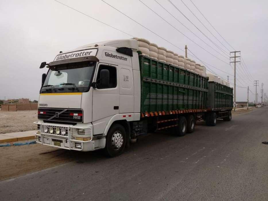 Vendo Camión Volvo Fh12