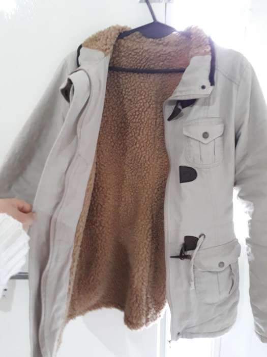Parka Talle L <strong>mujer</strong>