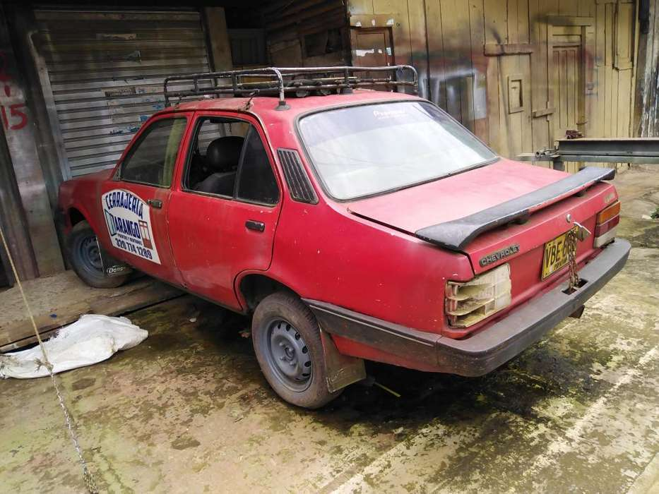 Chevrolet Chevette 1991 - 1400 km