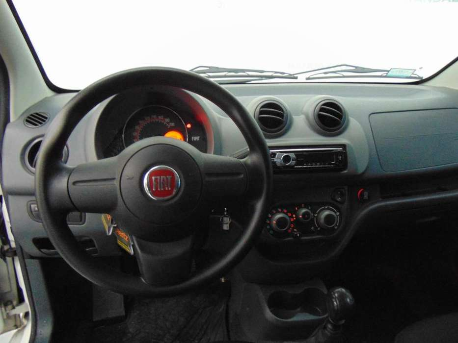 Fiat Fiorino 2017 - 18744 km