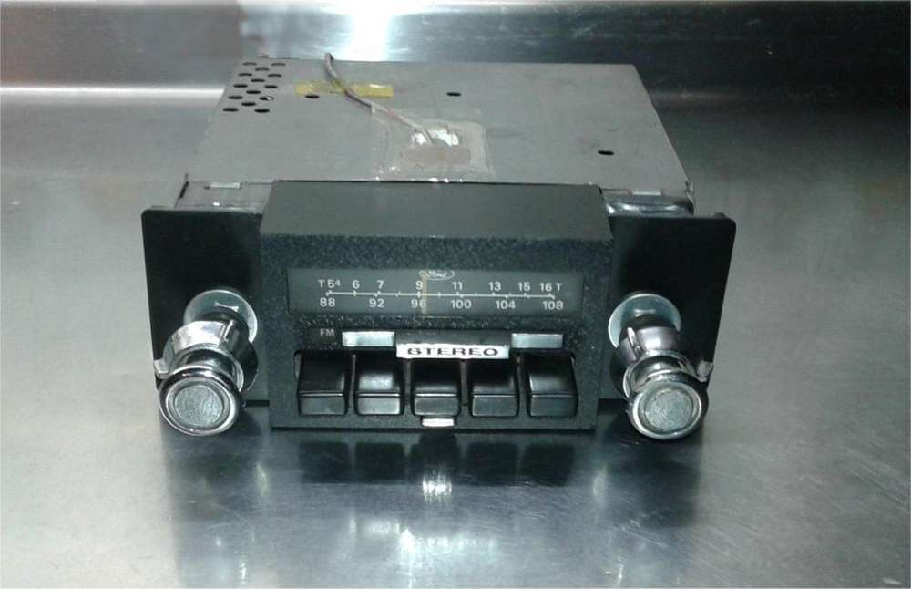 Radio Original Ford 1972 -1984