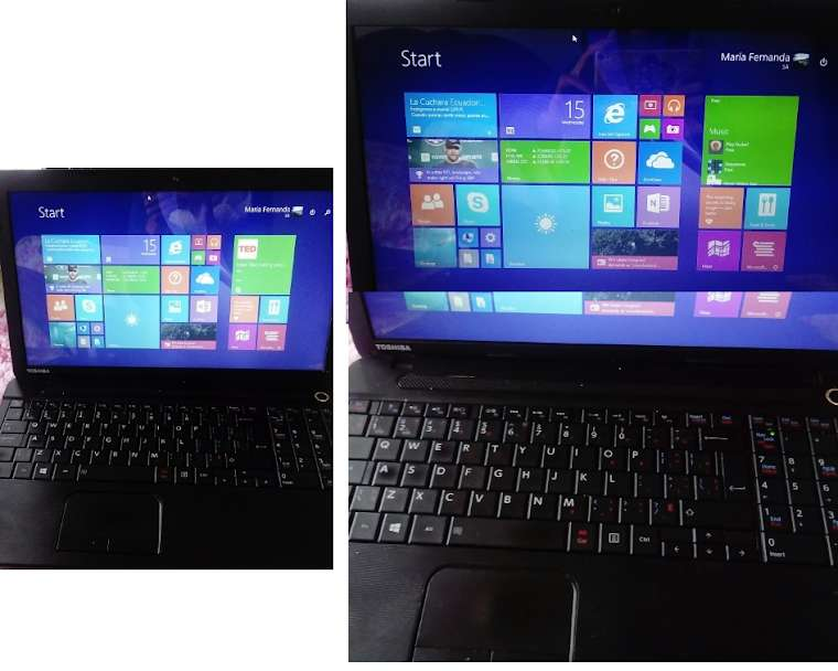 Laptop Toshiba C50-A Usada