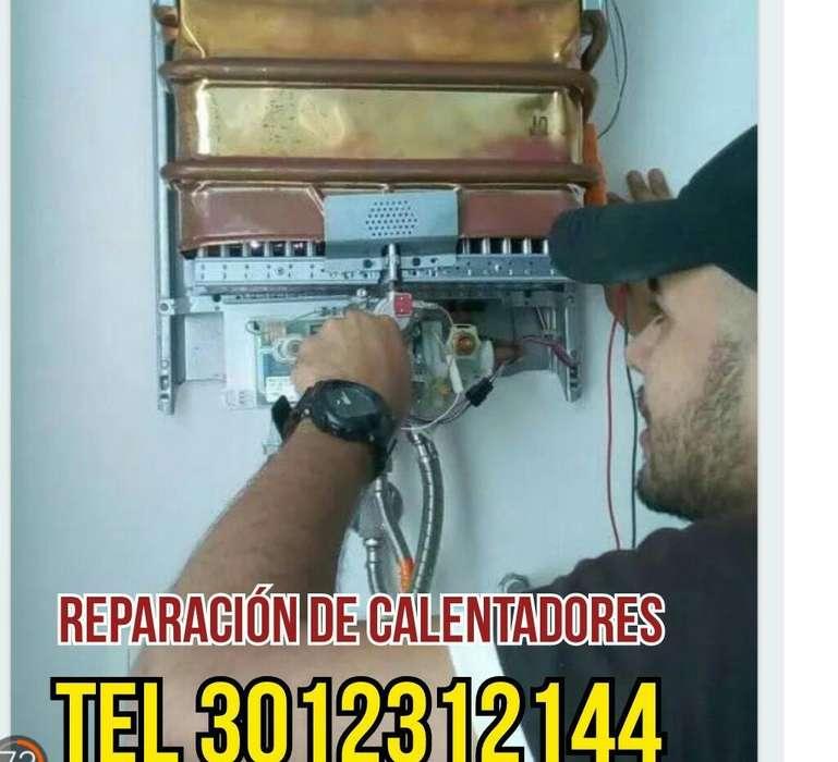 Reparaciones de Calentadores