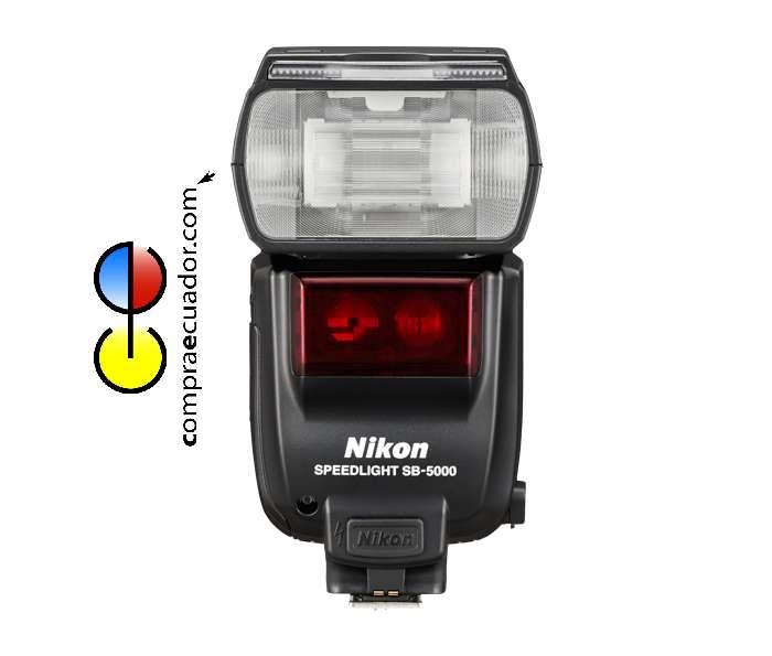 NIKON Flash Profesional SB 5000 para Camaras DX y FX Nuevo!