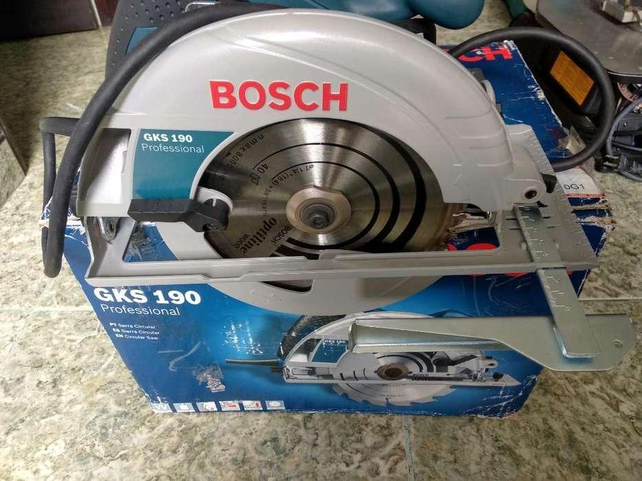 Sierra Circular Bosch Original