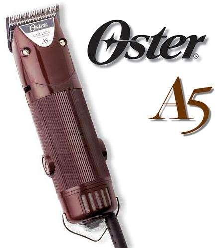 Peladora Oster A5 dos cortes LEER prácticamente sin uso