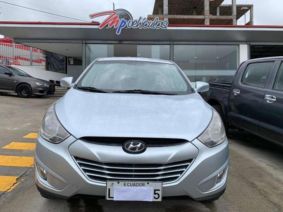 Hyundai Tucson 2013 - 120000 km
