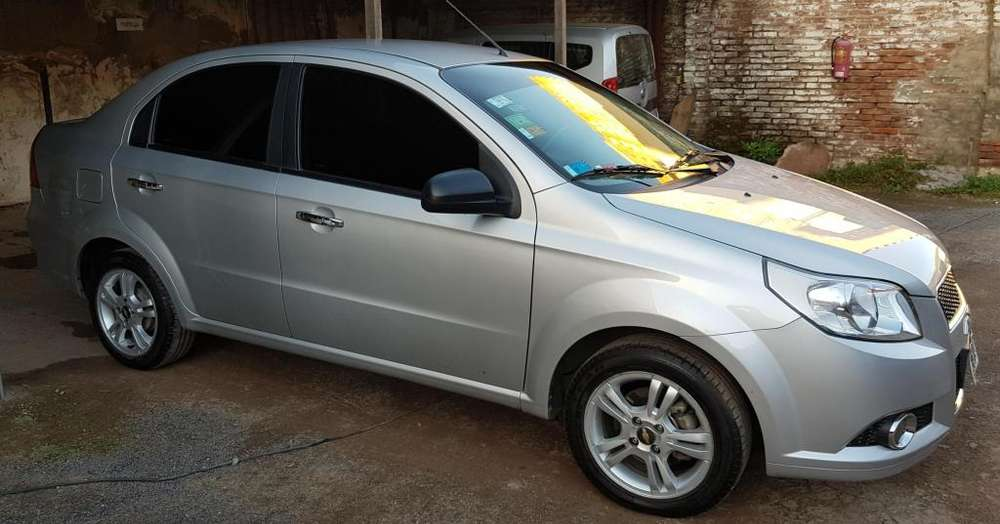 Chevrolet Aveo G3 2013 - 71000 km