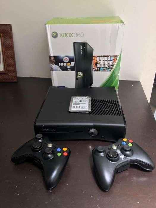 Xbox 360 Slim 5.0 500Gb