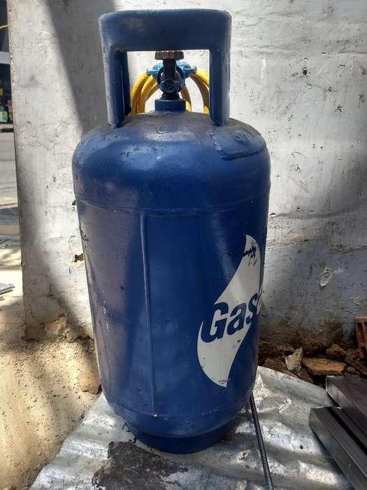 Vendo Cilindro D Gas Gasan Aun Tiene Gaa