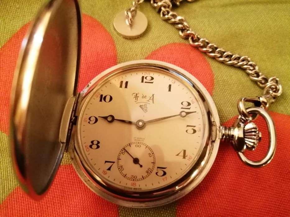 Reloj de Bolsillo F de a