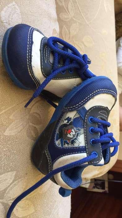 Zapatos Bubble Gummer Talla 22