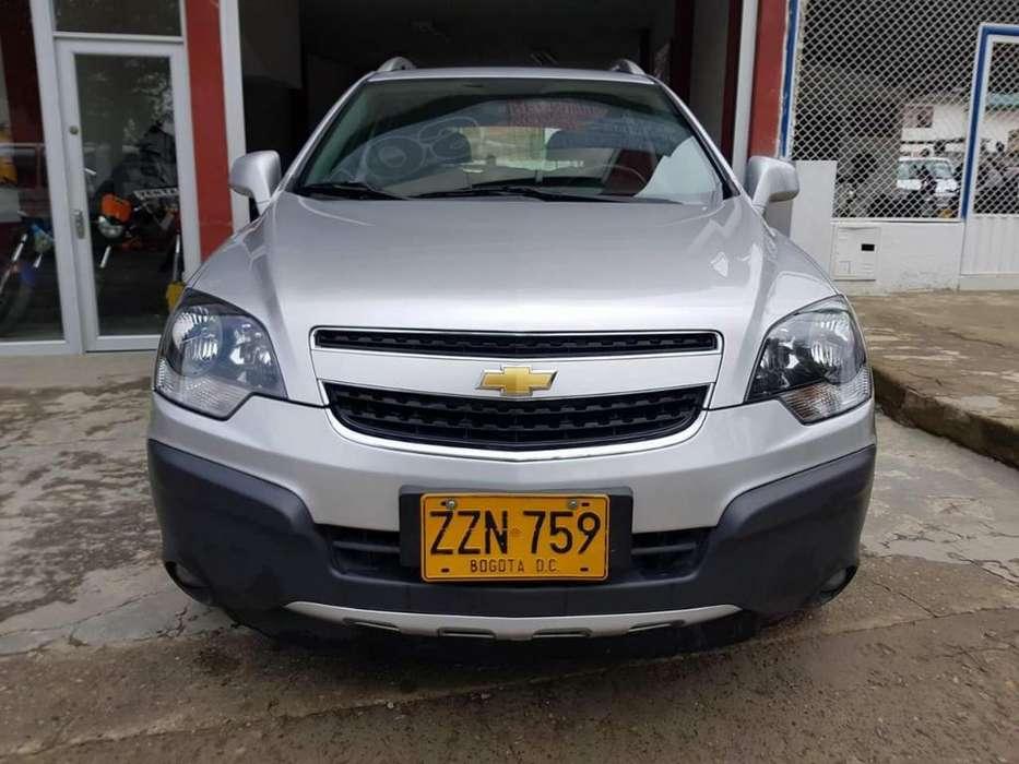 Chevrolet Captiva 2015 - 40000 km